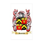 Busfield Sticker (Rectangle 50 pk)