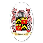 Busfield Sticker (Oval)