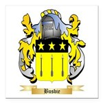 Busbie Square Car Magnet 3