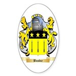 Busbie Sticker (Oval)