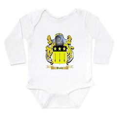 Busbe Long Sleeve Infant Bodysuit