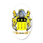 Busbe Oval Car Magnet