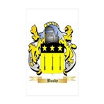Busbe Sticker (Rectangle 50 pk)