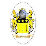 Busbe Sticker (Oval 10 pk)