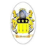 Busbe Sticker (Oval 50 pk)