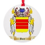 Bury Round Ornament