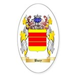 Bury Sticker (Oval 50 pk)