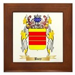 Bury Framed Tile