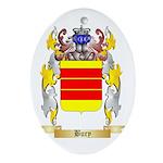 Bury Ornament (Oval)