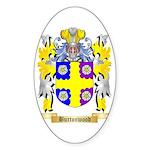 Burtonwood Sticker (Oval)