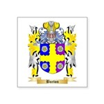 Burton Square Sticker 3