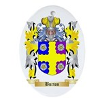 Burton Ornament (Oval)