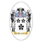 Burtick Sticker (Oval)