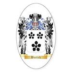 Burtick Sticker (Oval 50 pk)