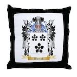Burtick Throw Pillow
