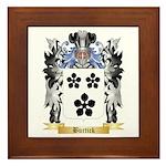 Burtick Framed Tile