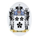 Burtick Ornament (Oval)