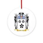 Burtick Ornament (Round)