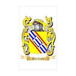 Burtheyn Sticker (Rectangle 50 pk)