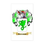 Burtenwood Sticker (Rectangle)