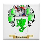 Burtenwood Tile Coaster