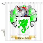 Burtenshaw Shower Curtain