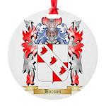 Burson Round Ornament