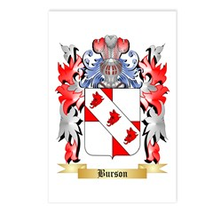 Burson Postcards (Package of 8)