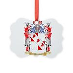 Burson Picture Ornament