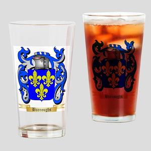 Burroughs Drinking Glass