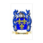 Burroughes Sticker (Rectangle)