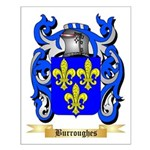 Burroughes Small Poster