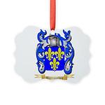 Burroughes Picture Ornament