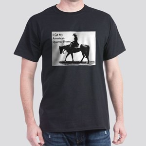 American Quarter Horse Kids T-Shirt