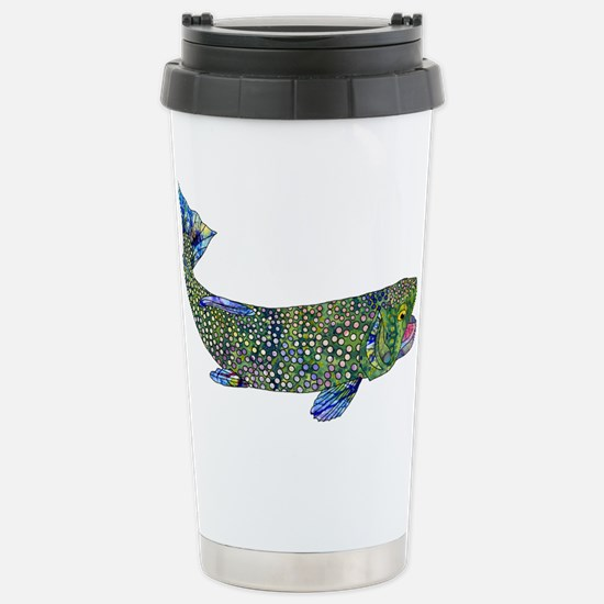 Wild Trout Travel Mug
