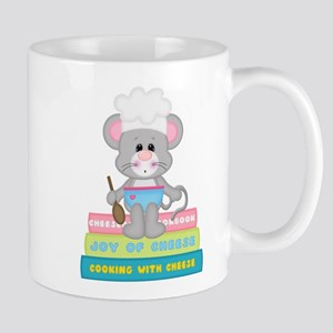 Cook Book Mouse Mug