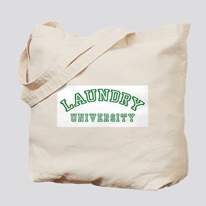 Laundry University Tote Bag
