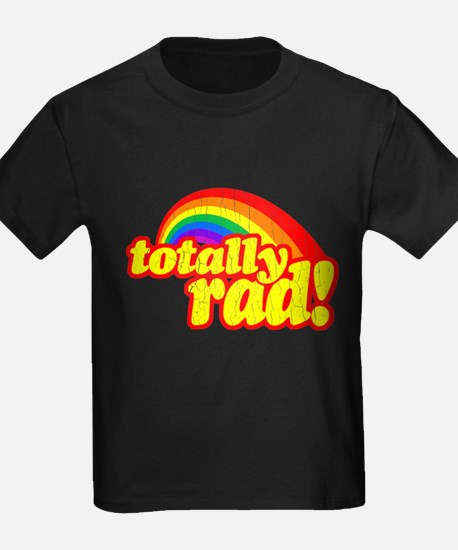 Retro Vintage 80s Totally Rad T-Shirt