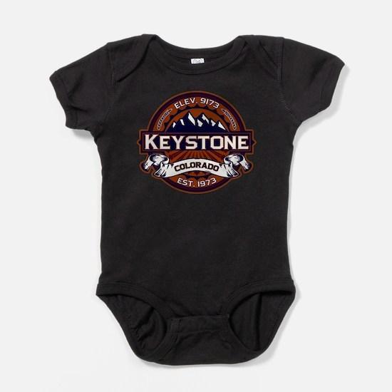 Keystone Vibrant Baby Bodysuit