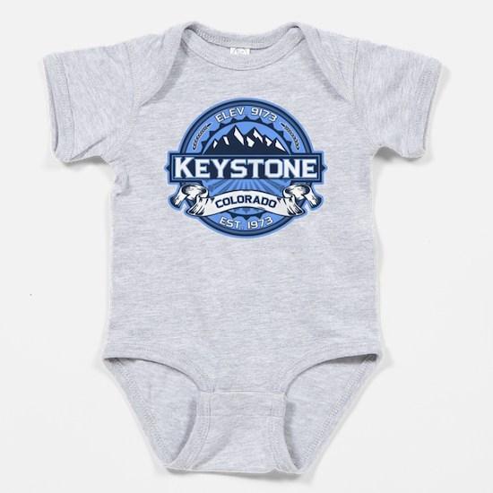 Keystone Blue Baby Bodysuit