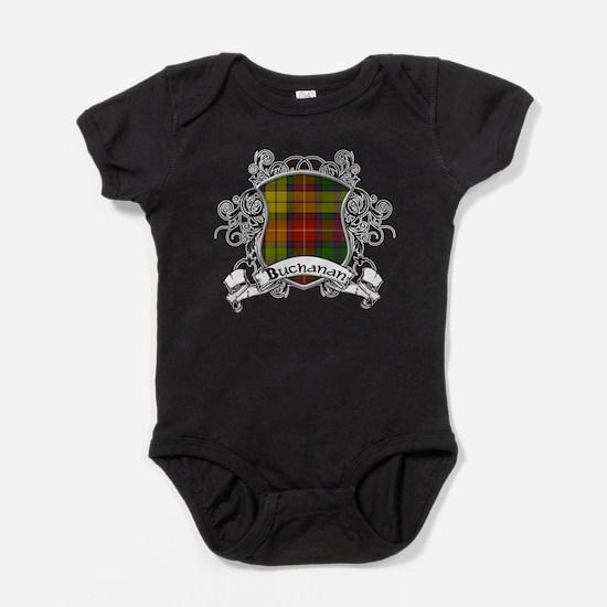 Buchanan Tartan Shield Baby Bodysuit