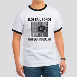 Sloe Bail Bonds T-Shirt