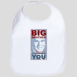 Big Brother (Bush) Listening Bib