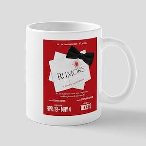 Rumors Poster Mug