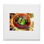World of Caenyr Drink Coaster