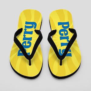 Perry Sunburst Flip Flops