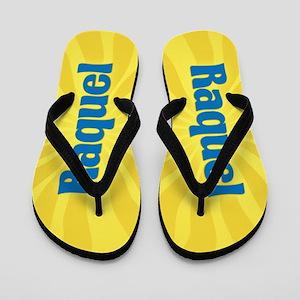 Raquel Sunburst Flip Flops