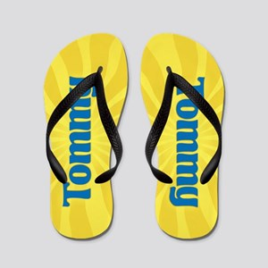 Tommy Sunburst Flip Flops