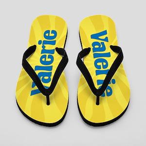 Valerie Sunburst Flip Flops