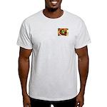 World of Caenyr T-Shirt (Ash Grey)